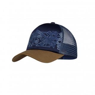 Mũ lưỡi trai thể thao cho trẻ em-Buff Trucker Kid-Night Blue