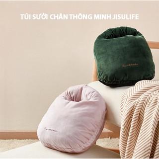 Túi chườm nóng, túi sưởi ấm chân cao cấp hàng chính hãng, sử dụng lâu, dễ vệ sinh,cực kỳ an toàn, phù hợp mọi kích thước