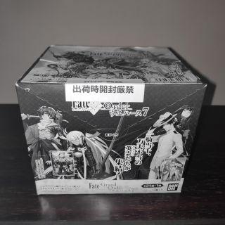 Bánh xốp FGO Fate/Grand Order Wafer Series 7 Hàng chính hãng BANDAI New nguyên seal