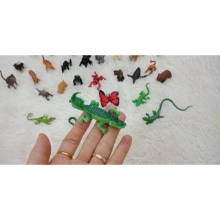 Bộ mô hình động vật safari