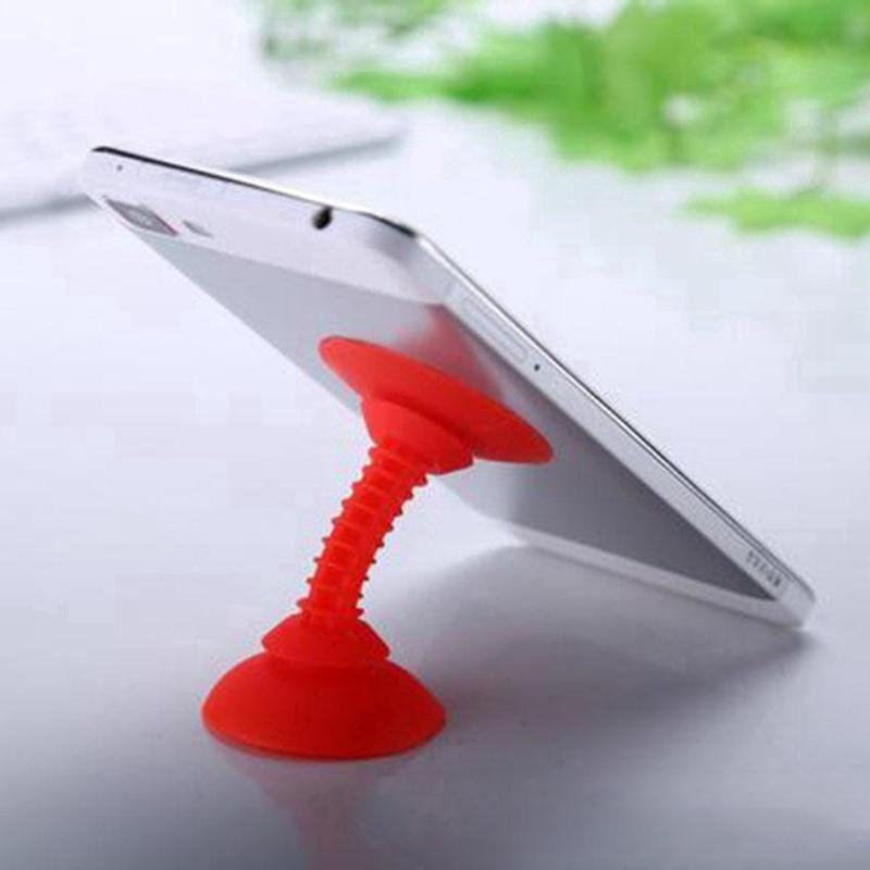 Giá đỡ điện thoại 2 mặt bằng silicon cho xe hơi