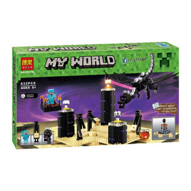 Lego my world 10178- Rồng địa ngục - 9989969 , 1085540706 , 322_1085540706 , 520000 , Lego-my-world-10178-Rong-dia-nguc-322_1085540706 , shopee.vn , Lego my world 10178- Rồng địa ngục
