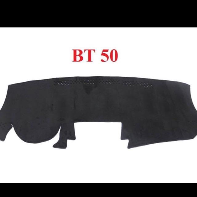 Thảm taplo nhung chống nóng xe BT50