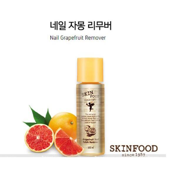 Nước rửa móng tay Skinfood Nail Lavender& Grapefruit Nail Polish Remover & Innisfree Eco Nail Remove - 2419240 , 386840001 , 322_386840001 , 270000 , Nuoc-rua-mong-tay-Skinfood-Nail-Lavender-Grapefruit-Nail-Polish-Remover-Innisfree-Eco-Nail-Remove-322_386840001 , shopee.vn , Nước rửa móng tay Skinfood Nail Lavender& Grapefruit Nail Polish Remover & In