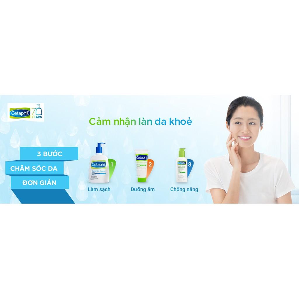 [Mã CETA1212 giảm 15K ĐH >200K] Sữa rửa mặt làm sạch dịu nhẹ Cetaphil Gentle Skin Cleaner 500ml
