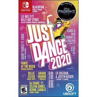 Thẻ Game NintendoJust Dance 2020 thumbnail