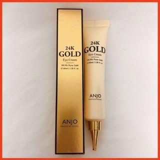 Kem dưỡng mắt 24k gold ANJO-40ml (Hàn Quốc xách tay) thumbnail