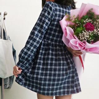 Váy đầm babydoll Nhật (2hand)
