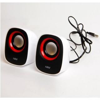 [Mẫu Hot] Loa Vi Tinh, Laptop, Tăng Âm Khuếch Đại Công Suất Mini Siêu Khỏe Ruizu RZ-380