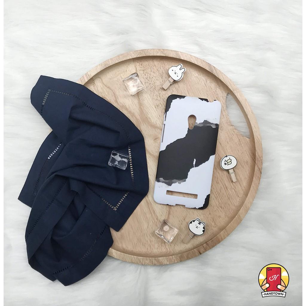 Ốp lưng bò sữa trắng đen cho điện thoại Oppo/iPhone/Samsung