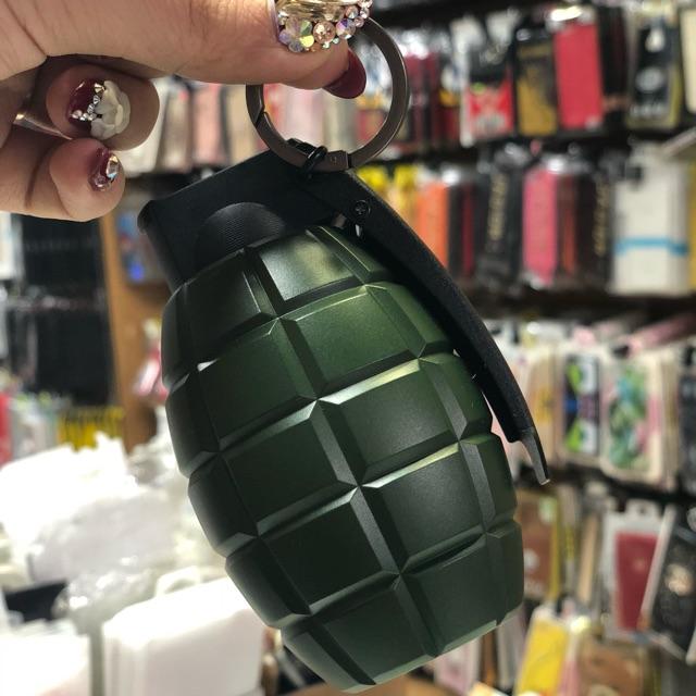 Sạc dự phòng Remax hình quả lựu đạn dung lượng 5000 mAh - 3409089 , 1068446919 , 322_1068446919 , 298000 , Sac-du-phong-Remax-hinh-qua-luu-dan-dung-luong-5000-mAh-322_1068446919 , shopee.vn , Sạc dự phòng Remax hình quả lựu đạn dung lượng 5000 mAh
