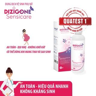 [Tiết kiệm] COMBO 3 Dung dịch vệ sinh phụ nữ DIZIGONE Sensicare - Hết ngứa chỉ sau 2 ngày 4