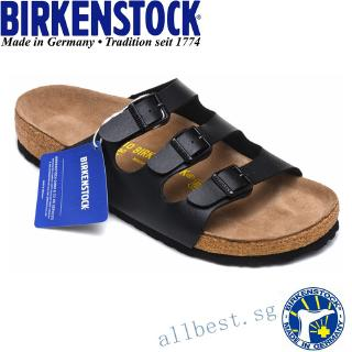 【Ready Stock】Original Birkenstock Sandals Slippers(with box) casual shoes