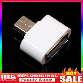 Đầu cắm OTG chuyển đổi Micro USB sang cổng cắm USB 2.0