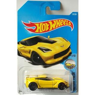 Xe mô hình Hot Wheels Corvette C7 Z06 DTW79