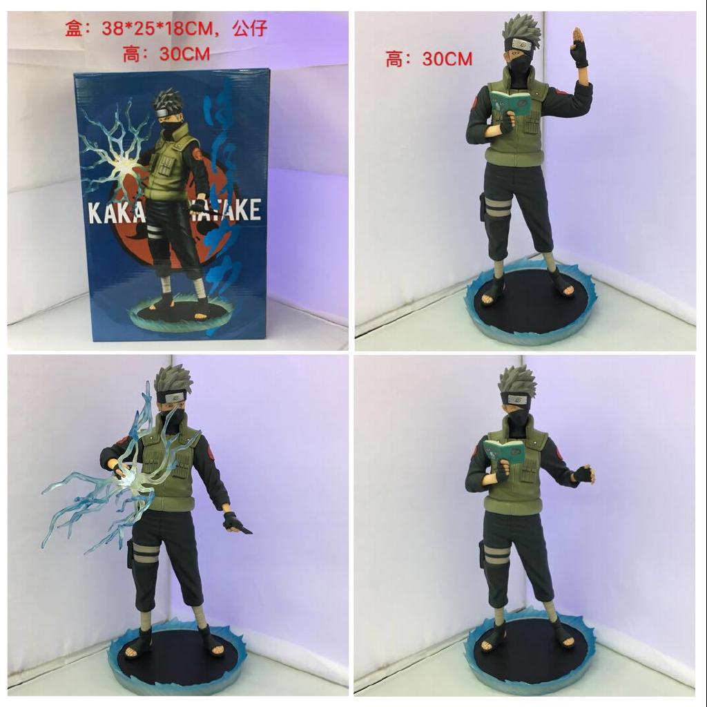 Mô Hình Nhân Vật Naruto Chất Lượng Cao