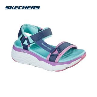 Skechers Dép Nữ Max Cushioning - 140125-NVMT thumbnail