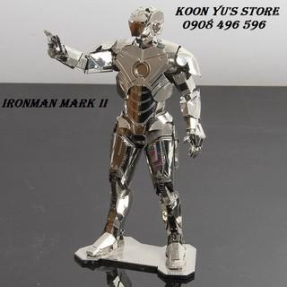 METAL CRAFT – Sản phẩm cắt ráp mô hình bộ giáp Iron Man bằng kim loại CỰC ĐỘC