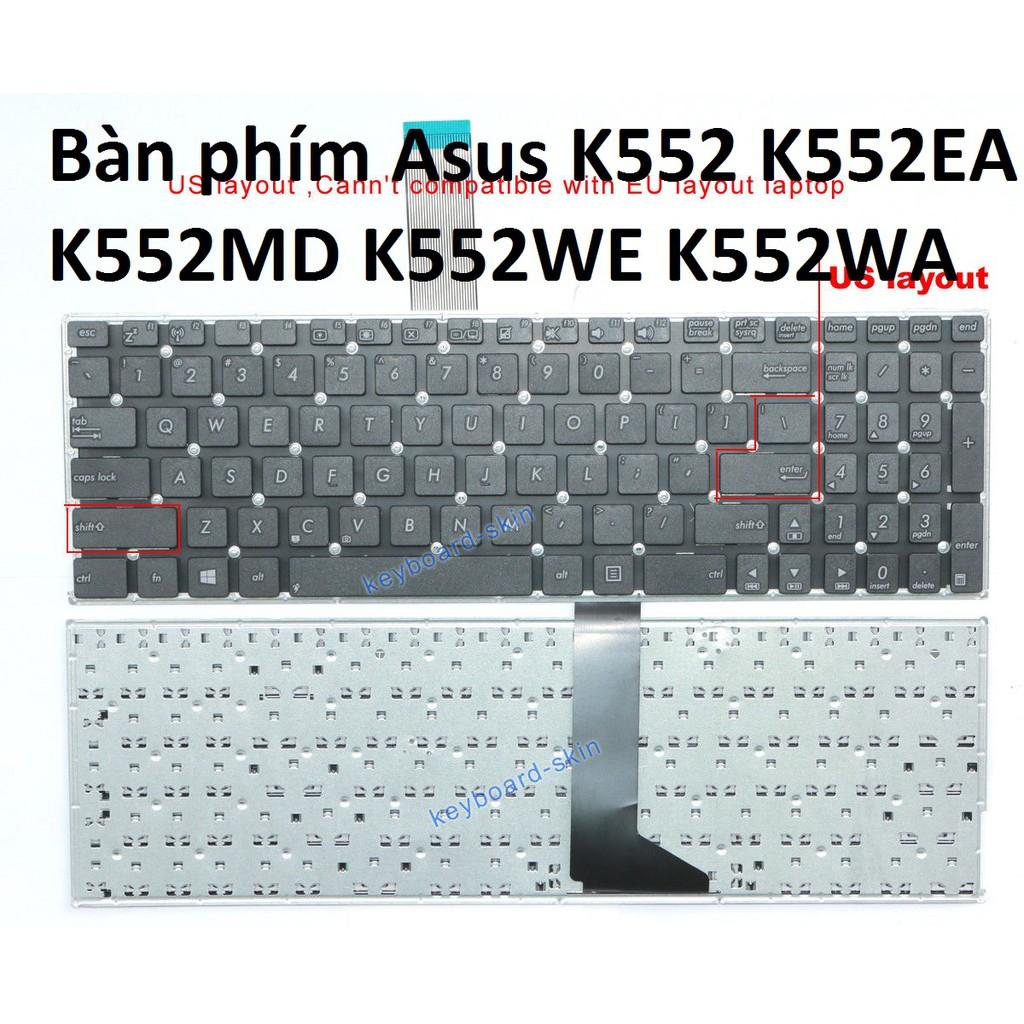 Bàn phím Asus K552 K552EA K552MD K552WE K552WA