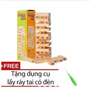 [FLASHSALE] bộ đồ chơi rút gỗ Toymar | HÀNG MỚI