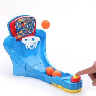 Bộ đồ chơi bóng rổ mini (điều khiển bằng tay)