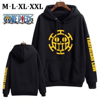 [Xả kho ]Áo hoodie Law One Piece dài tay đẹp siêu ngầu giá rẻ nhất
