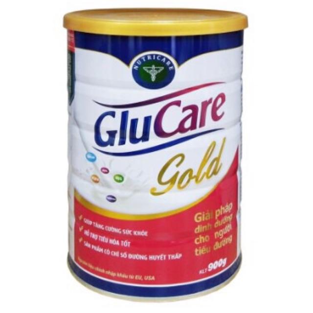 Sữa Glucare Gold 900G Chp Người Tiểu Đường thumbnail