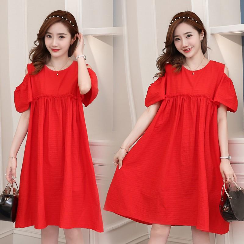 Đầm bầu , váy bầu dễ thương nâng động thích hợp cho mặc nhà dạo phố