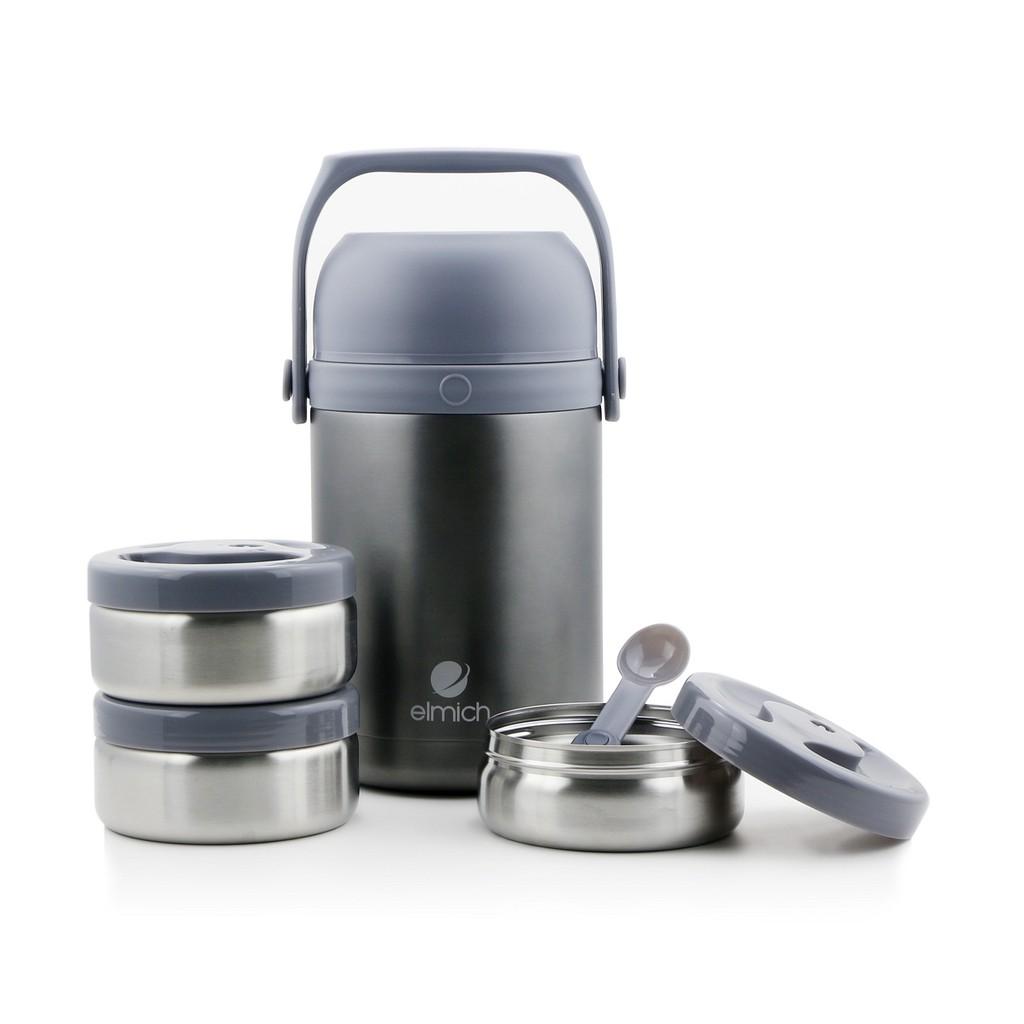 Bình đựng thức ăn giữ nhiệt Elmich EL-3128 – Sản phẩm theo tiêu chuẩn Châu Âu