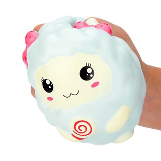 Đồ chơi bóp Squishy hình cừu hoạt hình , có mùi thơm mã sp SF206