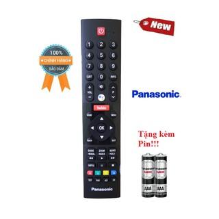 Điều khiển tivi Panasonic giọng nói- Hàng mới chính hãng 100% Tặng kèm Pin