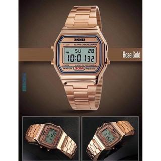 (Giá sỉ) Đồng hồ thời trang nam nữ Skmei điện tử MS SK79