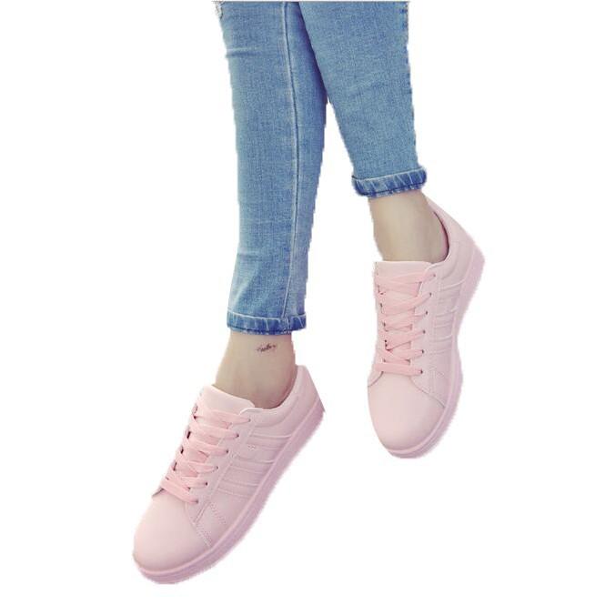 Giày sneaker nữ (Size 36-40 cho mỗi màu)