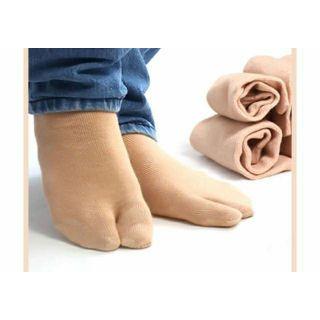 Set 5 đôi vớ chân xỏ ngón cotton (vớ xốp) thumbnail
