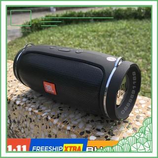[FREESHIP CHÍNH HÃNG] Loa Bluetooth JBL Charge 4+ Mini bass tốt khoẻ - có dây đeo b thumbnail