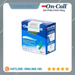Que thử đường huyết Acon On-Call Plus thumbnail