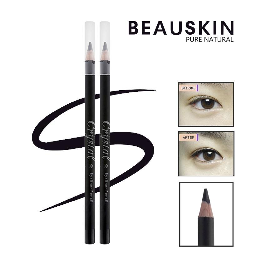 [SHOPEE TRỢ GIÁ]- Bút Chì Kẻ Mí Mắt Cao Cấp Hàn Quốc Beauskin Crystal Eyeliner Pencil (MÀU ĐEN TỰ NH - 3090451 , 566820992 , 322_566820992 , 130000 , SHOPEE-TRO-GIA-But-Chi-Ke-Mi-Mat-Cao-Cap-Han-Quoc-Beauskin-Crystal-Eyeliner-Pencil-MAU-DEN-TU-NH-322_566820992 , shopee.vn , [SHOPEE TRỢ GIÁ]- Bút Chì Kẻ Mí Mắt Cao Cấp Hàn Quốc Beauskin Crystal Eyeliner