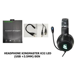 HEADPHONE KINGMASTER K32 LED thumbnail