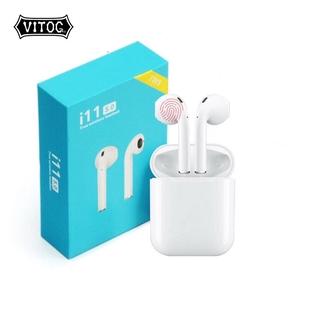 Tai nghe bluetooth V5.0 Vitog I11