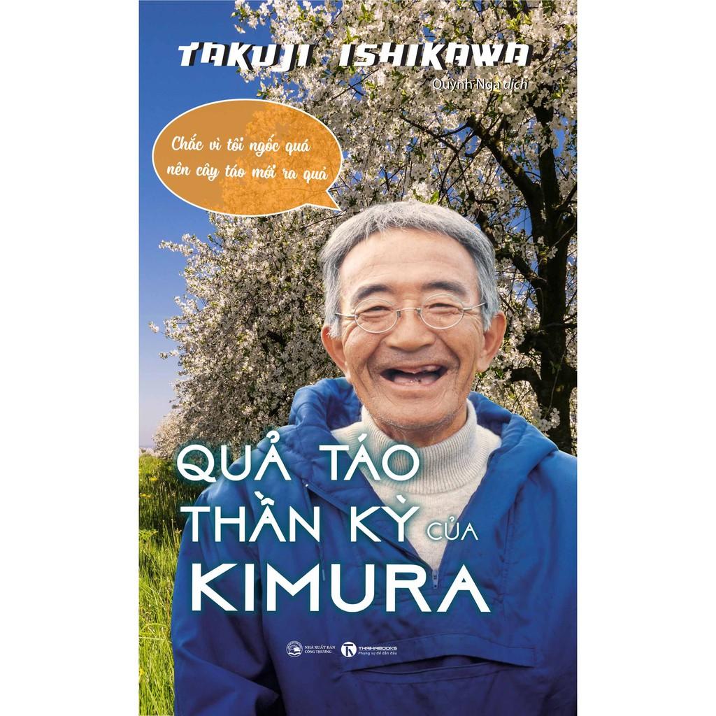 Sách - Quả táo thần kỳ của Kimura