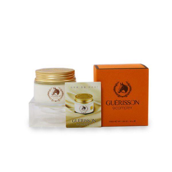 [Golden Skin] [Size nhỏ 15g] Kem dưỡng trắng chiết xuất dầu ngựa Guerisson 9 Complex Cream