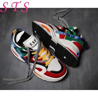Tặng lót giày tăng chiều cao - Giày sneaker nam ( nữ ) - D65 nước diệt khuẩn thumbnail