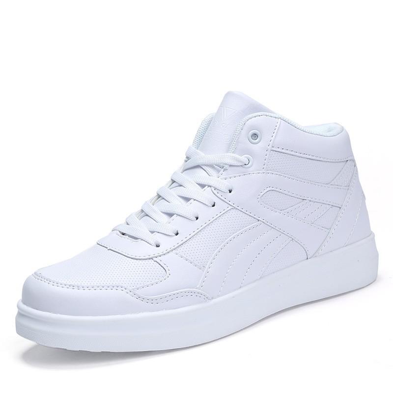giày thể thao cao cổ phong cách năng động trẻ trung dành cho cả nam và nữ