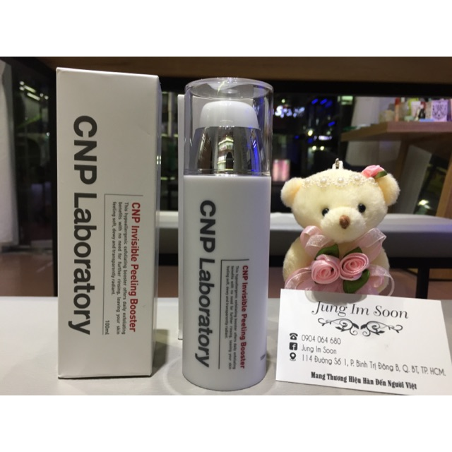 Tẩy tế bào chết CNP Laboratory Invisible Peeling Booster - 9935778 , 400695617 , 322_400695617 , 600000 , Tay-te-bao-chet-CNP-Laboratory-Invisible-Peeling-Booster-322_400695617 , shopee.vn , Tẩy tế bào chết CNP Laboratory Invisible Peeling Booster