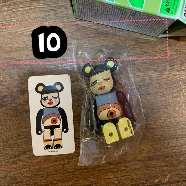 Bearbrick chính hãng new đầy đủ card và box