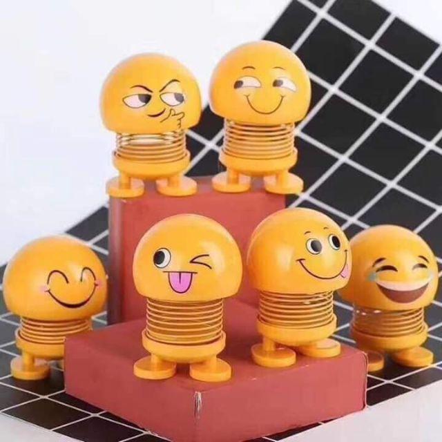 Thú nhún vui nhộn emoji