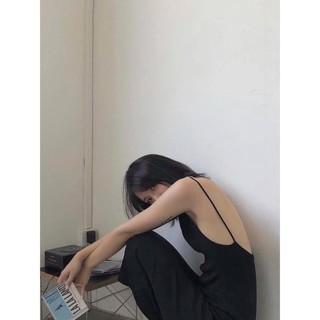 Váy maxi hở lưng hot hit [XEM CLIP Ạ]