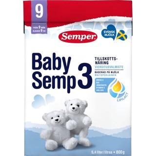 Sữa baby semp 3 ,4- sữa semper Thuỵ Điển 800g[ chuẩn air]