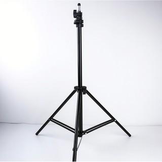 [Hàng tốt ảnh thật] Chân đèn chân máy ảnh Linco zenith 8806 loại xịn chăc chắn 2m1 full box