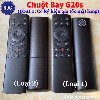Chuột Bay Chuột Khiển Giọng Nói 1 Chạm 1 Nút Học Lệnh G20 l G20s (Loại 1)